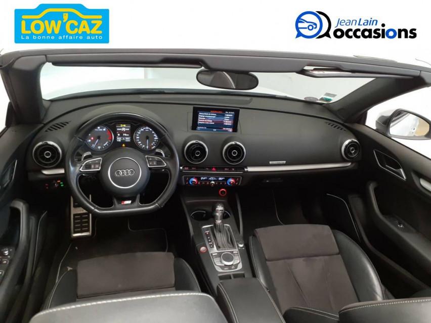 AUDI S3 CABRIOLET S3 Cabriolet 2.0 TFSI 300 Quattro S-Tronic 6 20/02/2015                                                      en vente à La Ravoire - Image n°18