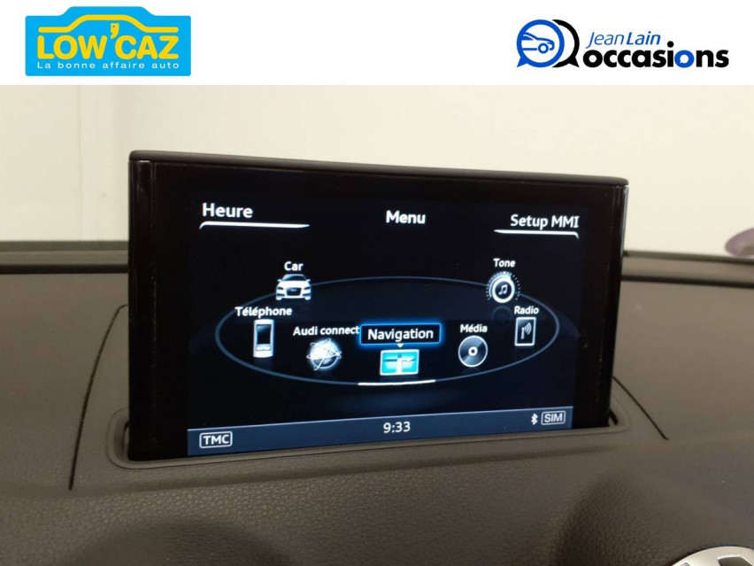 AUDI S3 CABRIOLET S3 Cabriolet 2.0 TFSI 300 Quattro S-Tronic 6 20/02/2015                                                      en vente à La Ravoire - Image n°16