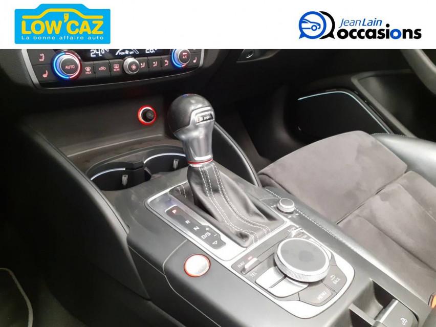 AUDI S3 CABRIOLET S3 Cabriolet 2.0 TFSI 300 Quattro S-Tronic 6 20/02/2015                                                      en vente à La Ravoire - Image n°13