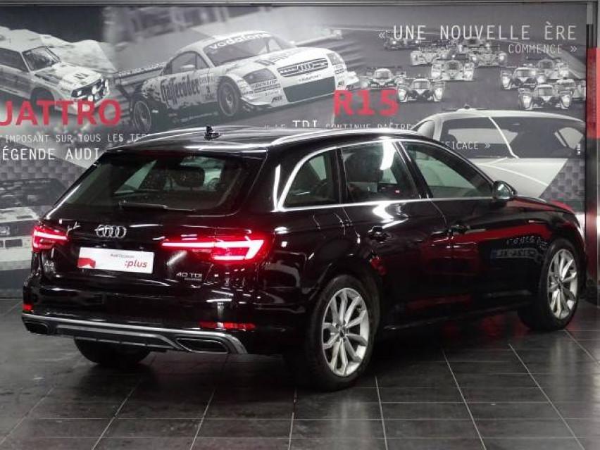 AUDI A4 AVANT A4 Avant 2.0 TDI 190 S tronic 7 Quattro Design Luxe 20/05/2019                                                      en vente à Sallanches - Image n°2