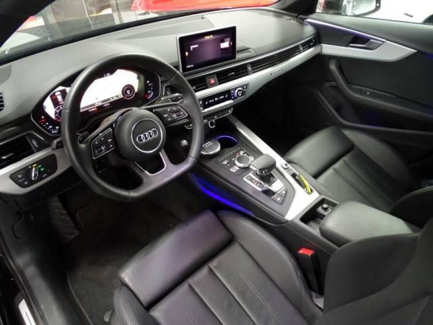 AUDI A4 AVANT A4 Avant 2.0 TDI 190 S tronic 7 Quattro Design Luxe 20/05/2019                                                      en vente à Sallanches - Image n°4