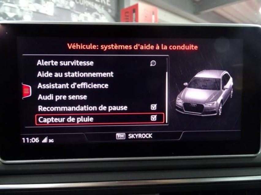 AUDI A4 AVANT A4 Avant 2.0 TDI 190 S tronic 7 Quattro Design Luxe 20/05/2019                                                      en vente à Sallanches - Image n°12