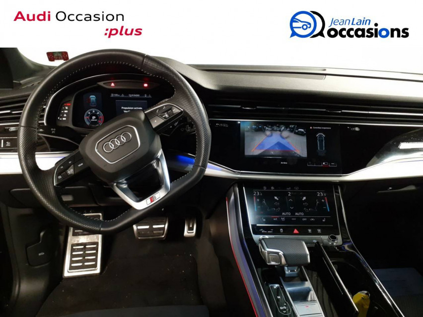 AUDI Q8 Q8 50 TDI 286 Tiptronic 8 Quattro S line 27/11/2019                                                      en vente à La Motte-Servolex - Image n°18