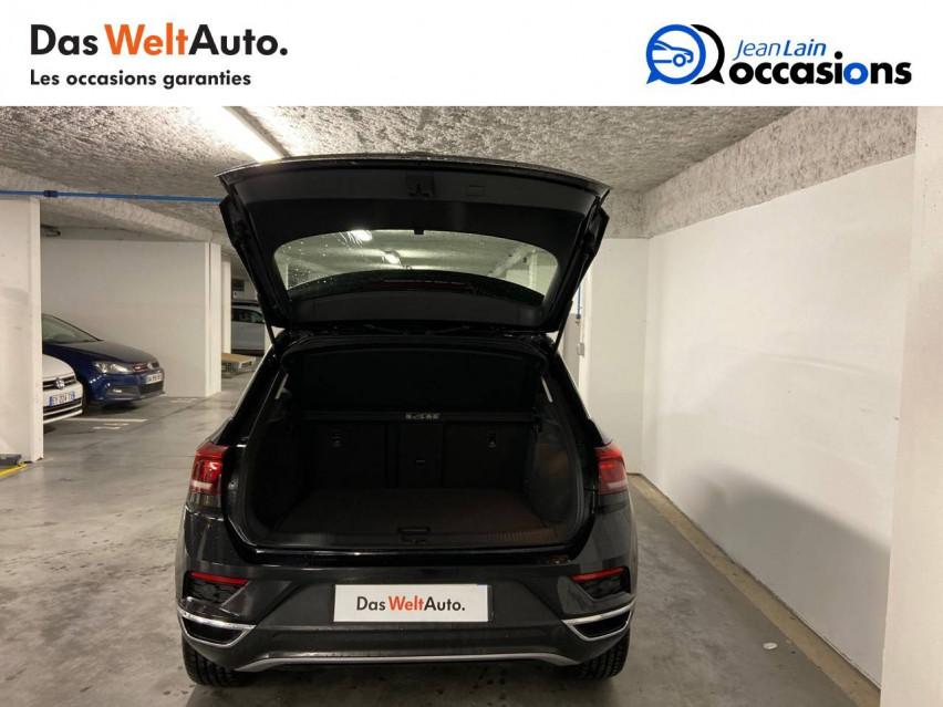 VOLKSWAGEN T-ROC T-Roc 2.0 TDI 150 Start/Stop DSG7 Carat 07/01/2021                                                      en vente à Cessy - Image n°10