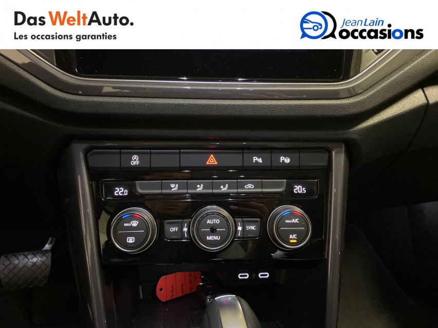 VOLKSWAGEN T-ROC T-Roc 2.0 TDI 150 Start/Stop DSG7 Carat 07/01/2021                                                      en vente à Cessy - Image n°14