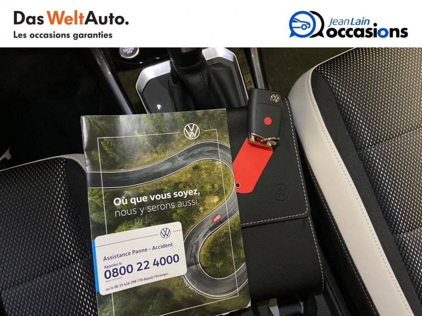 VOLKSWAGEN T-ROC T-Roc 2.0 TDI 150 Start/Stop DSG7 Carat 07/01/2021                                                      en vente à Cessy - Image n°19