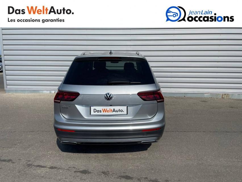 VOLKSWAGEN TIGUAN ALLSPACE Tiguan Allspace 2.0 TDI 150 DSG7 IQ.Drive 30/09/2020                                                      en vente à Ville-la-Grand - Image n°6
