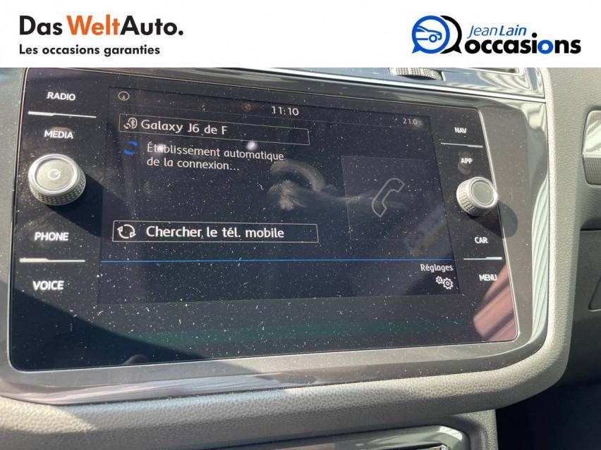VOLKSWAGEN TIGUAN ALLSPACE Tiguan Allspace 2.0 TDI 150 DSG7 IQ.Drive 30/09/2020                                                      en vente à Ville-la-Grand - Image n°16