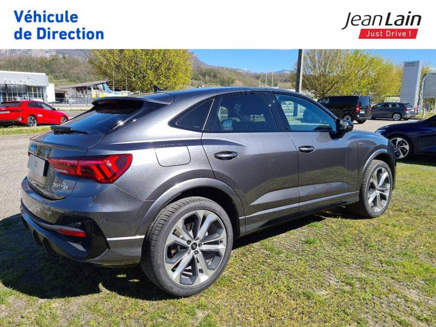 AUDI Q3 SPORTBACK Q3 Sportback 35 TFSI 150 ch S tronic 7 S Edition 30/03/2021                                                      en vente à La Motte-Servolex - Image n°5
