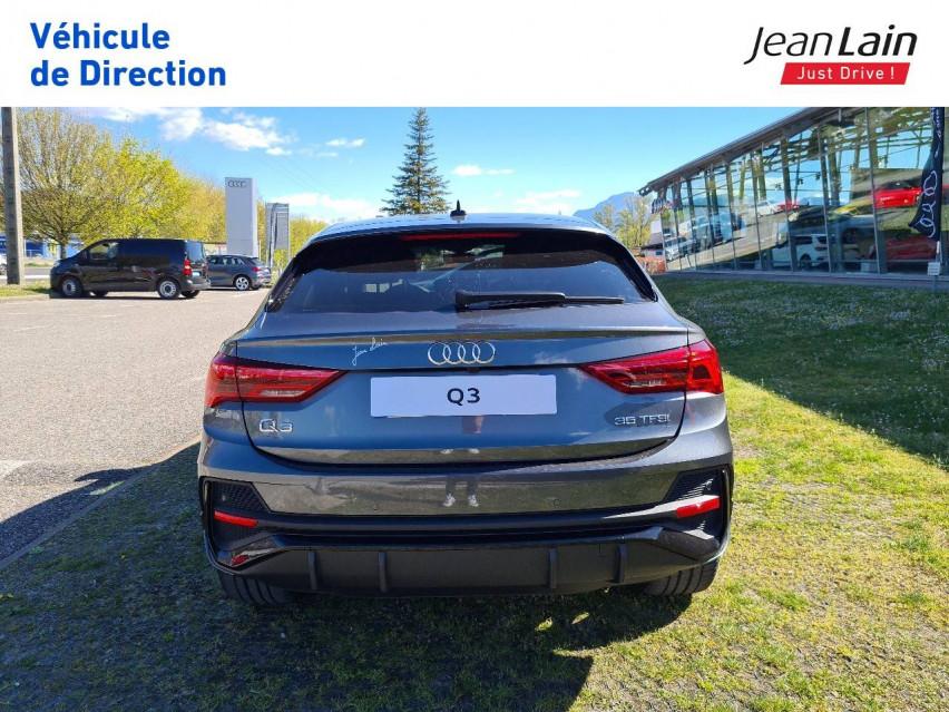 AUDI Q3 SPORTBACK Q3 Sportback 35 TFSI 150 ch S tronic 7 S Edition 30/03/2021                                                      en vente à La Motte-Servolex - Image n°6