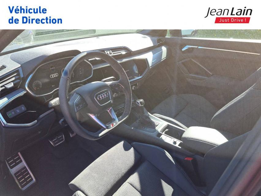 AUDI Q3 SPORTBACK Q3 Sportback 35 TFSI 150 ch S tronic 7 S Edition 30/03/2021                                                      en vente à La Motte-Servolex - Image n°11