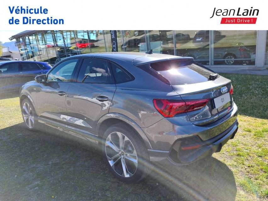 AUDI Q3 SPORTBACK Q3 Sportback 35 TFSI 150 ch S tronic 7 S Edition 30/03/2021                                                      en vente à La Motte-Servolex - Image n°7