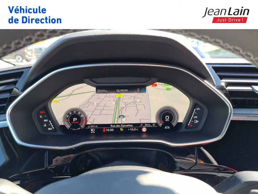 AUDI Q3 SPORTBACK Q3 Sportback 35 TFSI 150 ch S tronic 7 S Edition 30/03/2021                                                      en vente à La Motte-Servolex - Image n°12