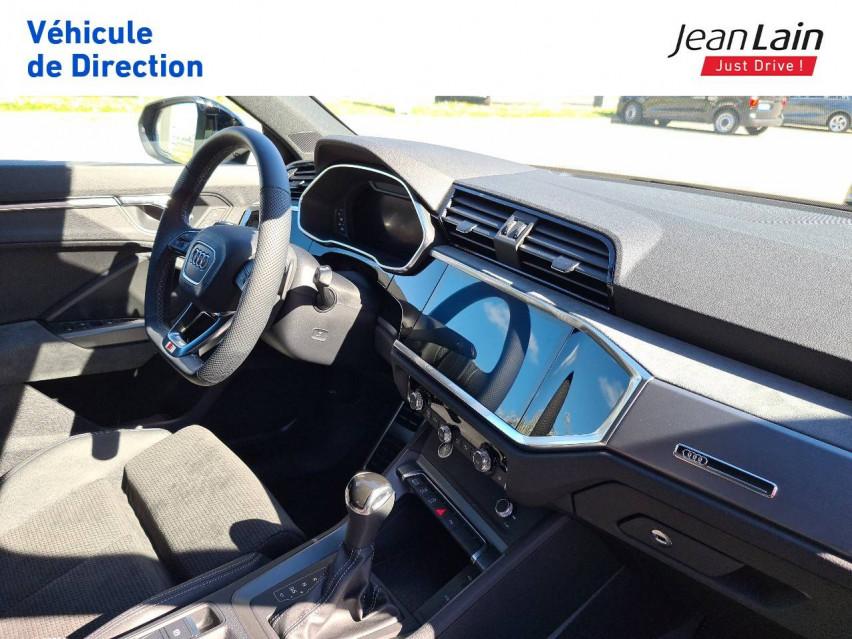 AUDI Q3 SPORTBACK Q3 Sportback 35 TFSI 150 ch S tronic 7 S Edition 30/03/2021                                                      en vente à La Motte-Servolex - Image n°17