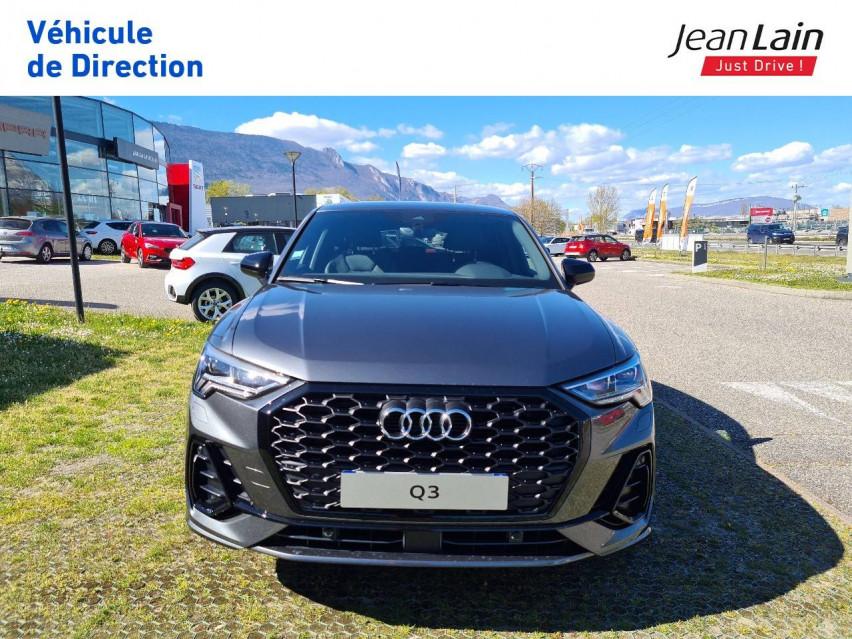 AUDI Q3 SPORTBACK Q3 Sportback 35 TFSI 150 ch S tronic 7 S Edition 30/03/2021                                                      en vente à La Motte-Servolex - Image n°2