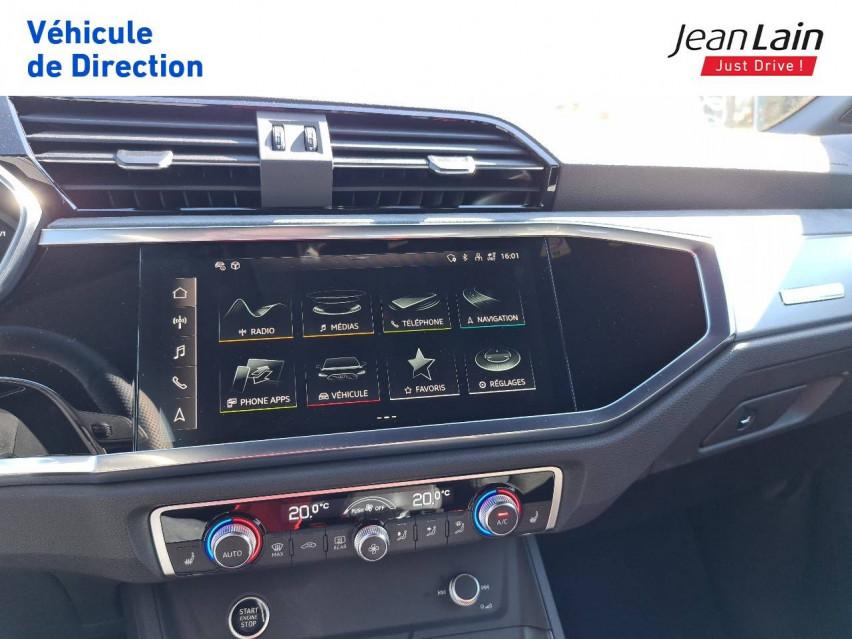 AUDI Q3 SPORTBACK Q3 Sportback 35 TFSI 150 ch S tronic 7 S Edition 30/03/2021                                                      en vente à La Motte-Servolex - Image n°15
