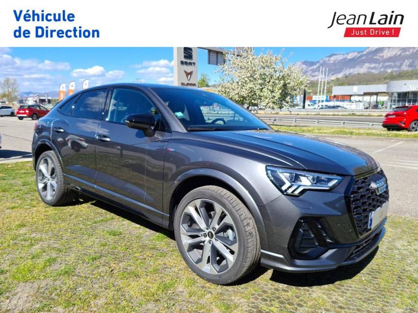 AUDI Q3 SPORTBACK Q3 Sportback 35 TFSI 150 ch S tronic 7 S Edition 30/03/2021                                                      en vente à La Motte-Servolex - Image n°3