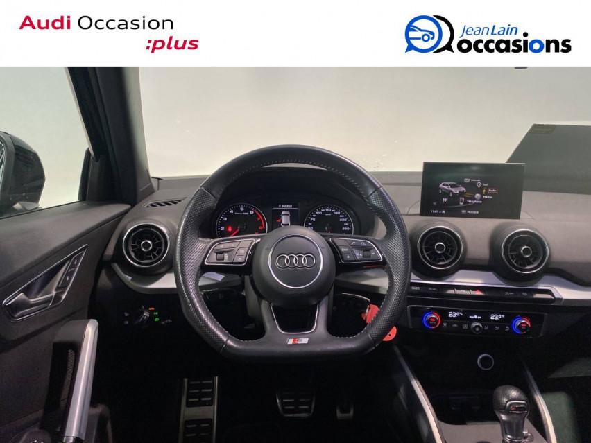 AUDI Q2 Q2 1.4 TFSI COD 150 ch S tronic 7 S Line 27/11/2017                                                      en vente à Seynod - Image n°11