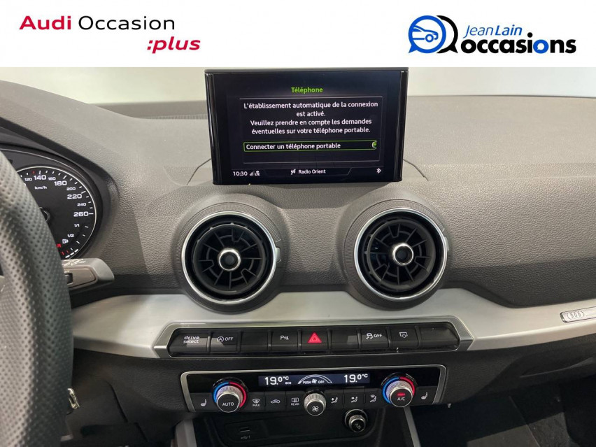 AUDI Q2 Q2 35 TDI 150 S tronic 7 S Line 03/12/2020                                                      en vente à Albertville - Image n°14