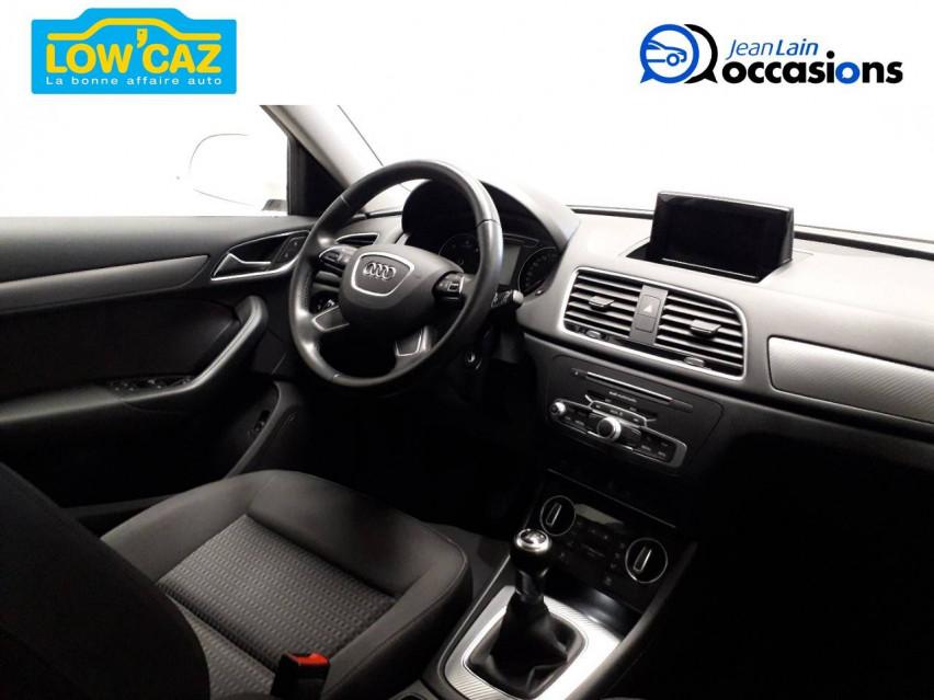 AUDI Q3 Q3 2.0 TDI Ultra 150 ch 02/06/2016                                                      en vente à Sassenage - Image n°11
