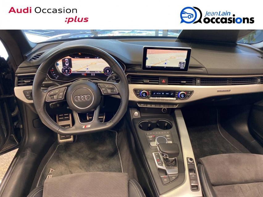 AUDI A5 CABRIOLET A5 Cabriolet 2.0 TDI 190 S tronic 7 Quattro S Line 24/05/2019                                                      en vente à Sallanches - Image n°18