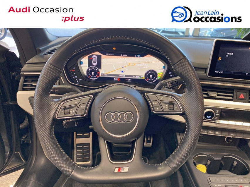 AUDI A5 CABRIOLET A5 Cabriolet 2.0 TDI 190 S tronic 7 Quattro S Line 24/05/2019                                                      en vente à Sallanches - Image n°12