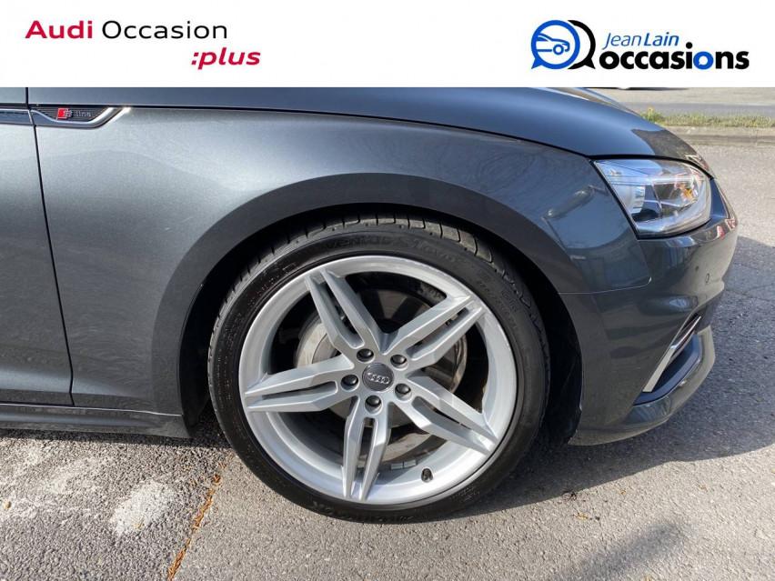 AUDI A5 CABRIOLET A5 Cabriolet 2.0 TDI 190 S tronic 7 Quattro S Line 24/05/2019                                                      en vente à Sallanches - Image n°9