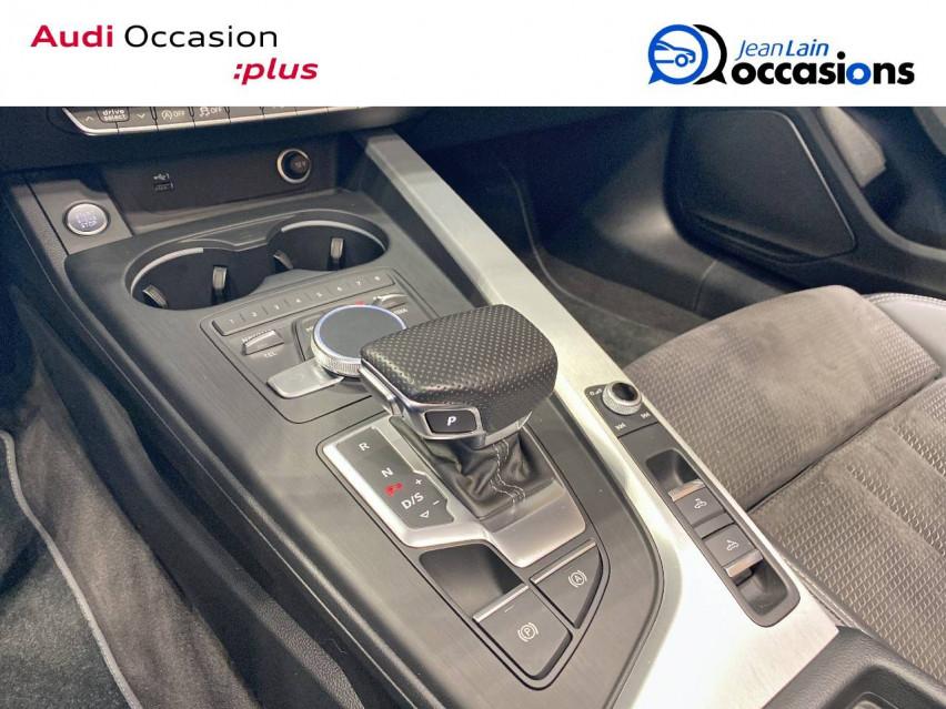 AUDI A5 CABRIOLET A5 Cabriolet 2.0 TDI 190 S tronic 7 Quattro S Line 24/05/2019                                                      en vente à Sallanches - Image n°13