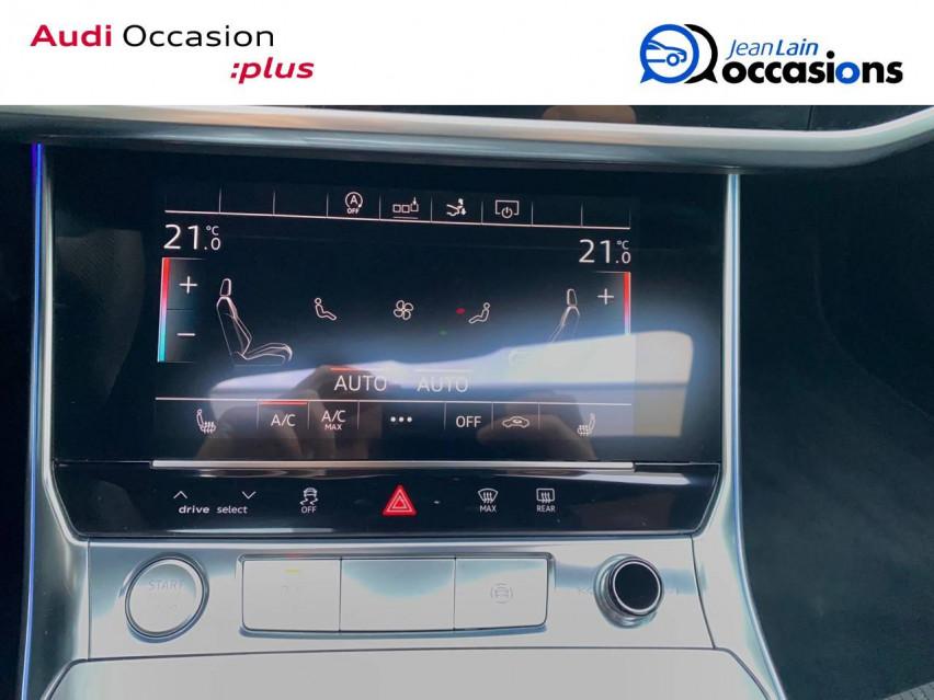 AUDI A7 SPORTBACK A7 Sportback 50 TDI 286 Tiptronic 8 Quattro S line 29/05/2020                                                      en vente à Echirolles - Image n°10