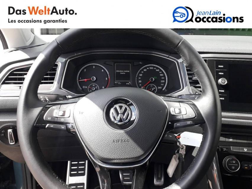 VOLKSWAGEN T-ROC T-Roc 2.0 TDI 150 Start/Stop DSG7 IQ.Drive 17/06/2020                                                      en vente à Meythet - Image n°12