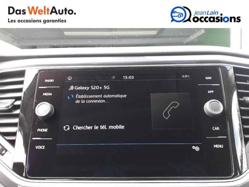 VOLKSWAGEN T-ROC T-Roc 2.0 TDI 150 Start/Stop DSG7 IQ.Drive 17/06/2020                                                      en vente à Meythet - Image n°16