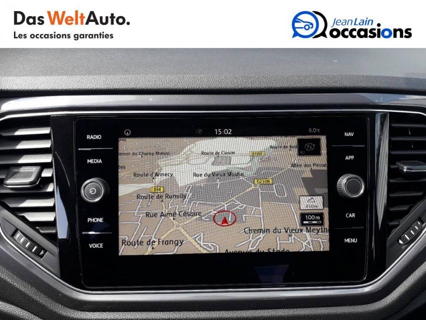 VOLKSWAGEN T-ROC T-Roc 2.0 TDI 150 Start/Stop DSG7 IQ.Drive 17/06/2020                                                      en vente à Meythet - Image n°15