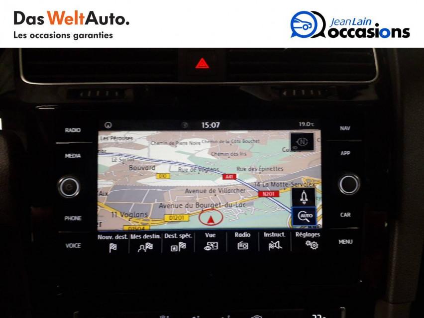 VOLKSWAGEN GOLF Golf 1.6 TDI 115 FAP BVM5 IQ.DRIVE 25/06/2020                                                      en vente à La Motte-Servolex - Image n°15