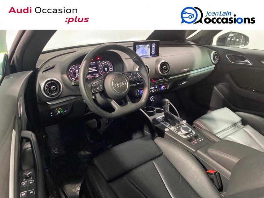 AUDI A3 CABRIOLET A3 Cabriolet 40 TFSI 190 S tronic 7 Quattro Design Luxe 19/05/2020                                                      en vente à Seynod - Image n°11