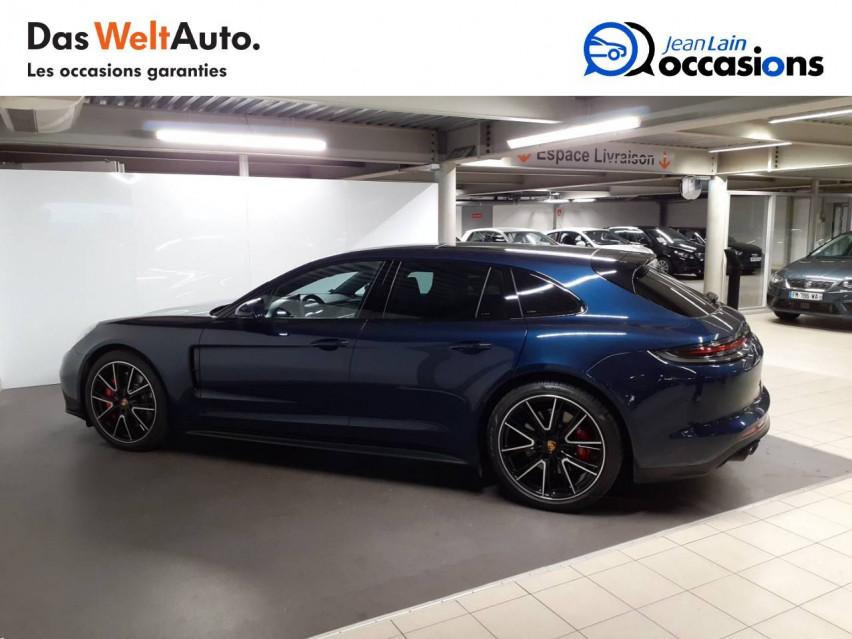 PORSCHE PANAMERA Panamera Turbo V8 4.0 460 PDK GTS Sport Turismo 03/10/2019                                                      en vente à La Motte-Servolex - Image n°8
