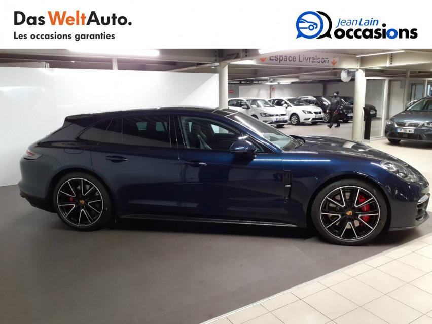 PORSCHE PANAMERA Panamera Turbo V8 4.0 460 PDK GTS Sport Turismo 03/10/2019                                                      en vente à La Motte-Servolex - Image n°4