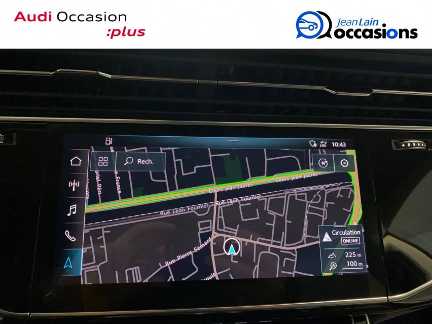 AUDI Q8 Q8 50 TDI 286 Tiptronic 8 Quattro Avus Extended 23/03/2019                                                      en vente à Echirolles - Image n°11