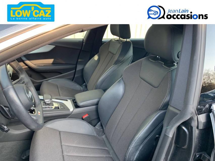 AUDI A5 SPORTBACK A5 Sportback 2.0 TDI 190 S tronic 7 S Line 13/06/2017                                                      en vente à La Ravoire - Image n°17