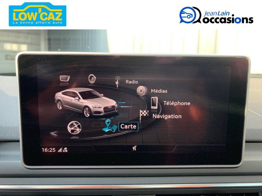 AUDI A5 SPORTBACK A5 Sportback 2.0 TDI 190 S tronic 7 S Line 13/06/2017                                                      en vente à La Ravoire - Image n°16