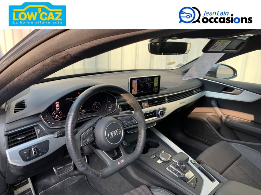 AUDI A5 SPORTBACK A5 Sportback 2.0 TDI 190 S tronic 7 S Line 13/06/2017                                                      en vente à La Ravoire - Image n°11