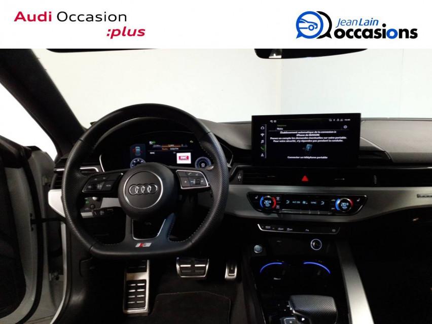 AUDI A5 SPORTBACK A5 Sportback 40 TDI 190 S tronic 7 Quattro S Line 19/09/2020                                                      en vente à Cessy - Image n°18