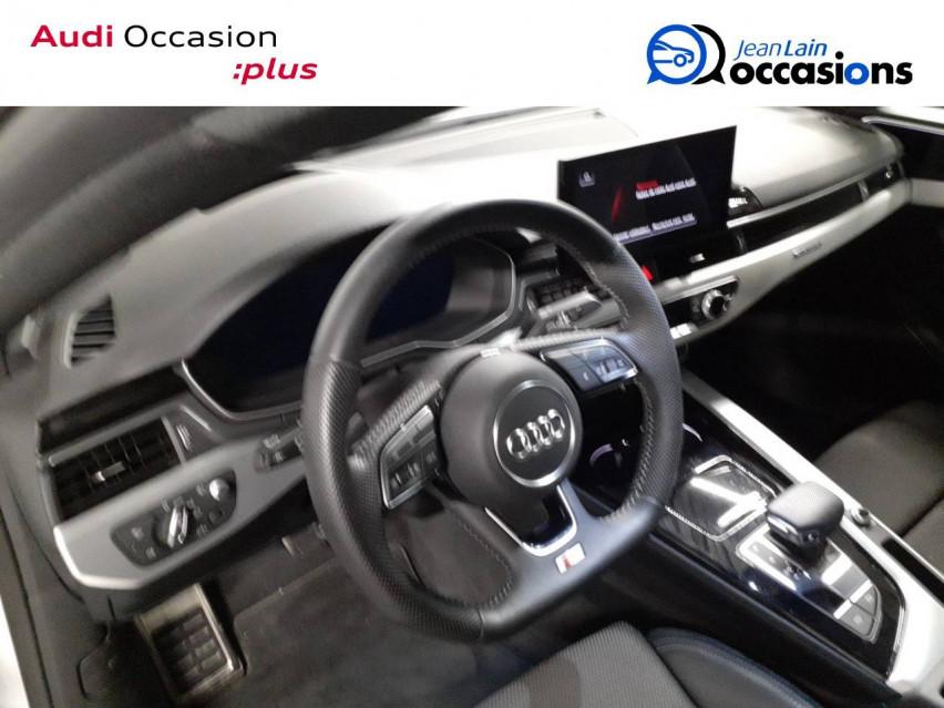 AUDI A5 SPORTBACK A5 Sportback 40 TDI 190 S tronic 7 Quattro S Line 19/09/2020                                                      en vente à Cessy - Image n°11