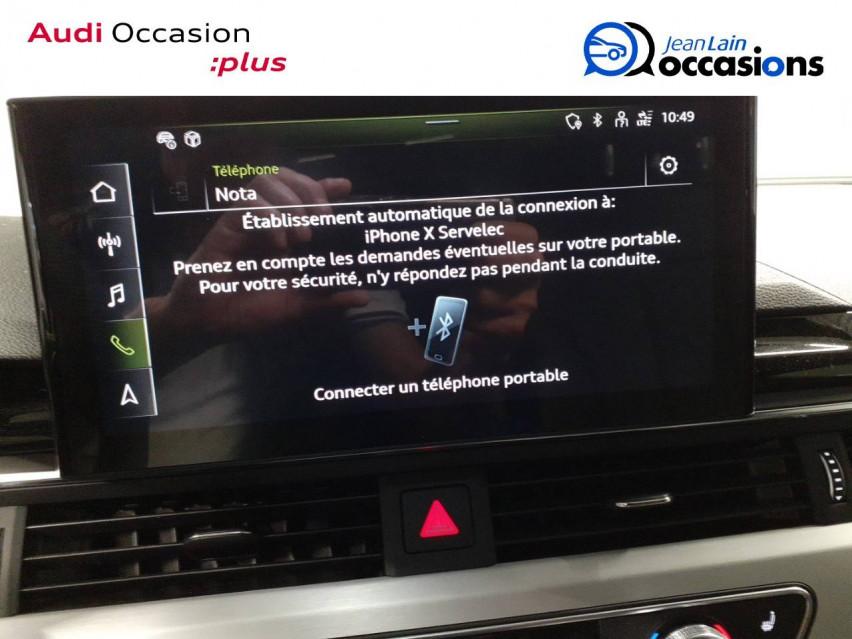 AUDI A5 SPORTBACK A5 Sportback 40 TDI 190 S tronic 7 Quattro S Line 19/09/2020                                                      en vente à Cessy - Image n°16