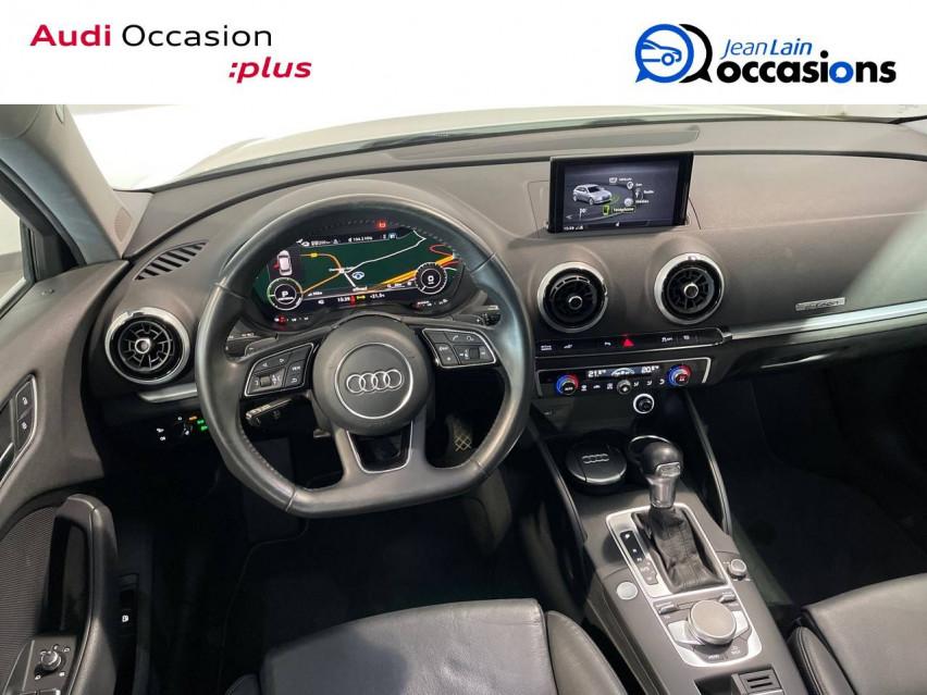 AUDI A3 SPORTBACK A3 Sportback 1.4 TFSI e-tron 204 S tronic 6 Design Luxe 28/07/2018                                                      en vente à Meythet - Image n°11