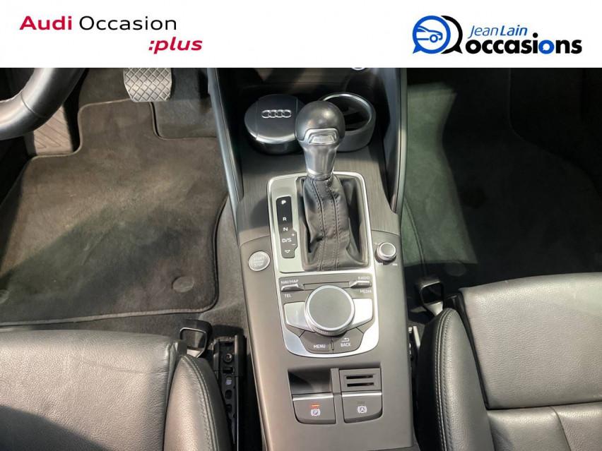 AUDI A3 SPORTBACK A3 Sportback 1.4 TFSI e-tron 204 S tronic 6 Design Luxe 28/07/2018                                                      en vente à Meythet - Image n°13