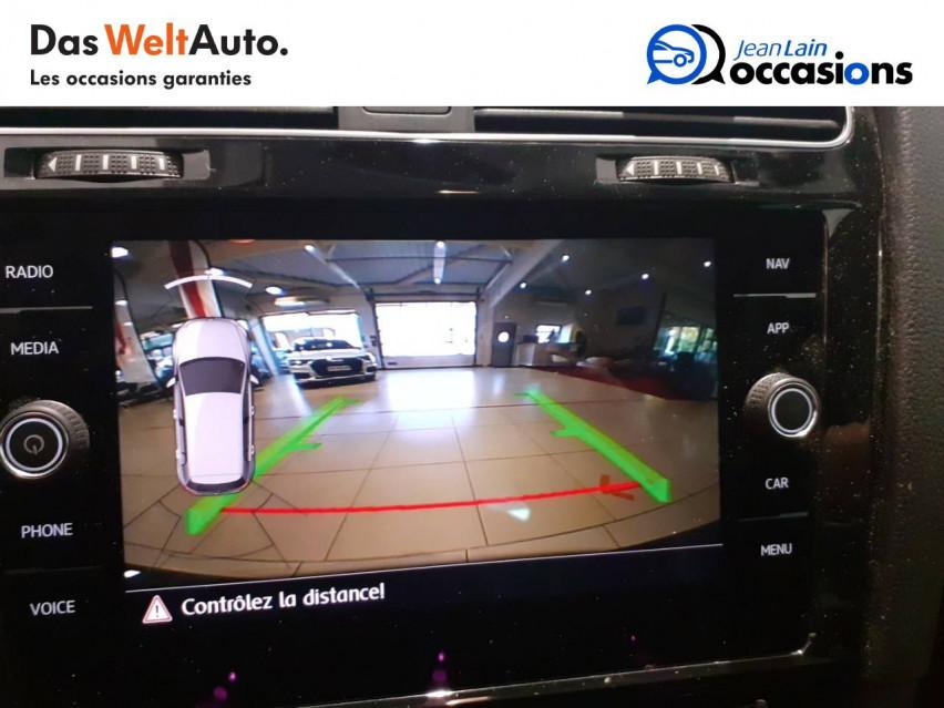 VOLKSWAGEN GOLF Golf 1.5 TSI 130 EVO BVM6 IQ.DRIVE 09/06/2020                                                      en vente à Albertville - Image n°16