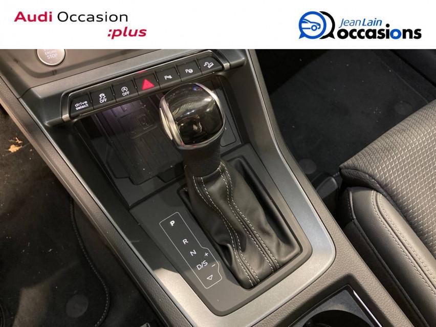 AUDI Q3 SPORTBACK Q3 Sportback 35 TDI 150 ch S tronic 7 S line 20/12/2019                                                      en vente à La Motte-Servolex - Image n°13