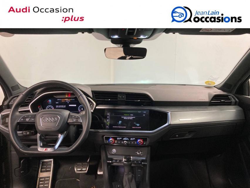 AUDI Q3 SPORTBACK Q3 Sportback 35 TDI 150 ch S tronic 7 S line 20/12/2019                                                      en vente à La Motte-Servolex - Image n°18