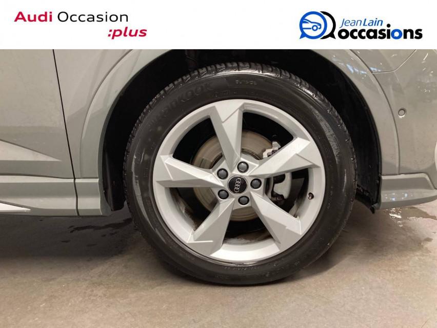 AUDI Q3 SPORTBACK Q3 Sportback 35 TDI 150 ch S tronic 7 S line 20/12/2019                                                      en vente à La Motte-Servolex - Image n°9