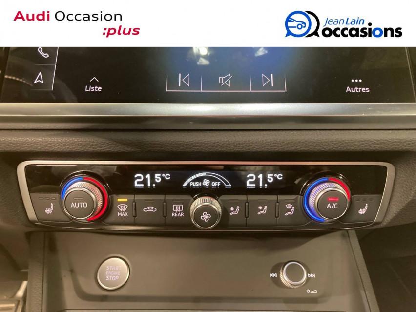 AUDI Q3 SPORTBACK Q3 Sportback 35 TDI 150 ch S tronic 7 S line 20/12/2019                                                      en vente à La Motte-Servolex - Image n°14